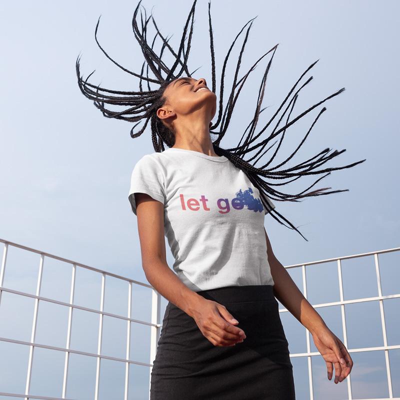 Spirituelle Shirts für Damen